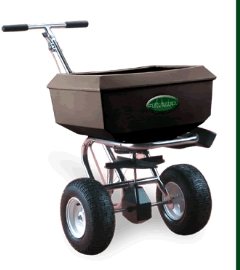 Rental store for PUSH SPREADER, 50 LB in Hackettstown NJ