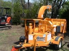Rental store for CHIPPER, BRUSH 4  MODEL 65 30HP in Hackettstown NJ