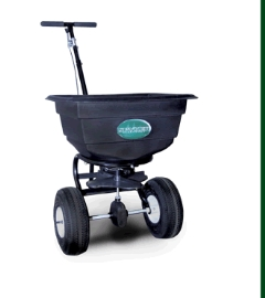 Rental store for PUSH SPREADER 25LB in Hackettstown NJ