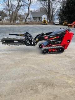 Rental store for DINGO TRENCHER ATTACH    MACHINE PRICE in Hackettstown NJ
