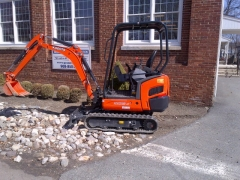 Rental store for MINI EXCAVATOR KUBOTA KX018-4 in Hackettstown NJ