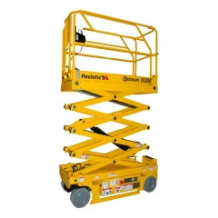 Rental store for SCISSOR LIFT 19   YELLOW in Hackettstown NJ