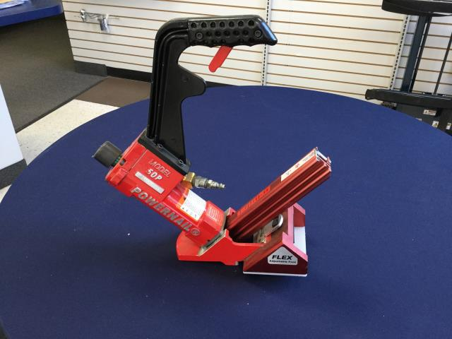 Where to find FLOOR NAILER PNEU  RED in Hackettstown
