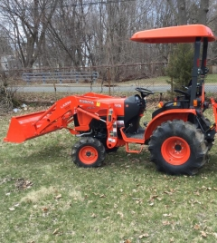 Rental store for KUBOTA TRACTOR B2650 in Hackettstown NJ